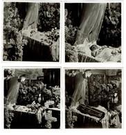 4 Photos Mortuaires C1930 - Bébé - Post-mortem - Défunt - 2 Scans - Personnes Anonymes