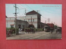 -Union Train Station   Florida > Jacksonville> >  Ref 4016 - Jacksonville
