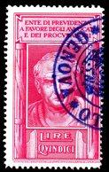 1936 Marca Di Previdenza Avvocati E Procuratori - 1900-44 Vittorio Emanuele III
