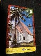 FIDJI  PREPAID  FINE USED CARD ** 1678** - Fiji