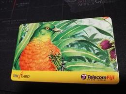 FIDJI  PREPAID  FINE USED CARD ** 1682** - Fiji