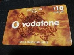 FIDJI  PREPAID  FINE USED CARD ** 1684** - Fiji
