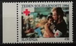 Slovénie 1994 / Yvert Croix Rouge N°8 / ** - Slovenia