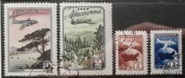 URSS 1955 / Yvert Poste Aérienne N°98-101 / Used - 1923-1991 UdSSR