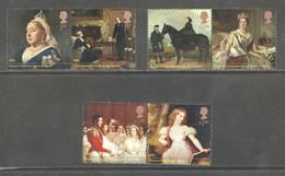 GB 2019, Yv 4803-08, Reeks, Postfris Zonder Plakker (MNh) - 1952-.... (Elizabeth II)