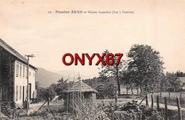LES 2 DONONS (67-Bas-Rhin) Forsthaus Maison Forestière Pension ADAM 2 SCANS - France