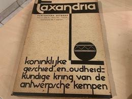 Taxandria - Antwerpse Kempen Heemkunde - Jaargang 1943 Voll - Books, Magazines, Comics
