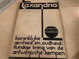 Taxandria - Antwerpse Kempen Heemkunde - Jaargang 1944-1946 Voll - Books, Magazines, Comics