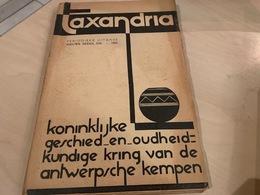 Taxandria - Antwerpse Kempen Heemkunde - Jaargang 1947  Voll - Books, Magazines, Comics
