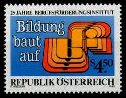 ÖSTERREICH 1985 Nr 1804 Postfrisch SB68C82 - 1945-.... 2. Republik