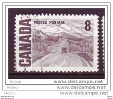 Canada, Route De L'Alaska, Nord, Polaire, Alaska Highway, North, Polar, Camion, Truck - Filatelia Polare