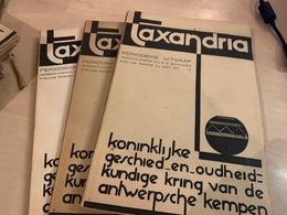 Taxandria - Antwerpse Kempen Heemkunde - Jaargang 1937  Voll 3 Nr - Books, Magazines, Comics