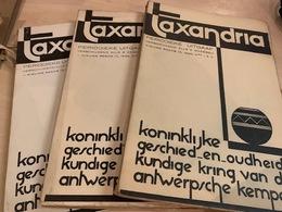Taxandria - Antwerpse Kempen Heemkunde - Jaargang 1938  Voll 3 Nr - Books, Magazines, Comics