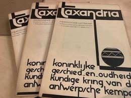 Taxandria - Antwerpse Kempen Heemkunde - Jaargang 1939  Voll 3 Nr - Books, Magazines, Comics