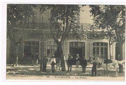 CPA. Algérie.Tlemcen. La Poste.   (P.011) - Tlemcen