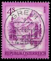 ÖSTERREICH 1973 Nr 1430 Zentrisch Gestempelt X804EBE - 1971-80 Oblitérés