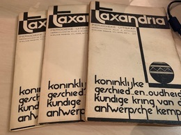 Taxandria - Antwerpse Kempen Heemkunde - Jaargang 1935 Voll - 3 Nr's - Books, Magazines, Comics