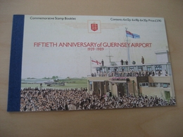Guernsey MH 0-7 Postfrisch, Fiftieth Anniversary Of Guernsey Airport (1522) - Guernsey