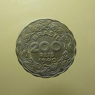 Brazil 200 Reis 1940 - Brésil