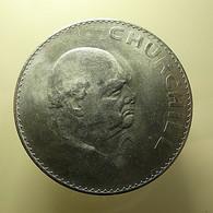 Great Britain 1 Crown 1965 Churchill - 1902-1971: Postviktorianische Münzen
