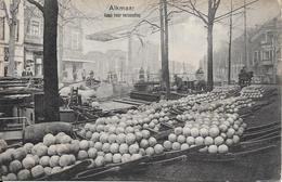 Alkmaar Kaas Voor Verzending Gelopen 9-8-1929 Bestellersstempel - Alkmaar