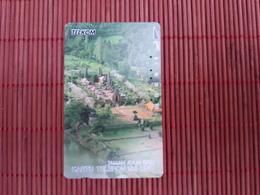 PHONECARD  INDONESIA  KARTU TELEPON 100 UNITS USED RARE - Indonesien