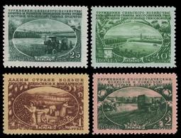 Russia / Sowjetunion 1951 - Mi-Nr. 1566-1569 ** - MNH - Landwirtschaft (III) - Unused Stamps