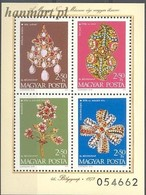 Hungary 1973 Mi Bl 100 MNH ( ZE4 HNGbl100 ) - Minerals