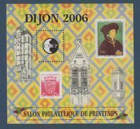 CNEP-2006-N°45** DIJON 2006 .Salon Philathélique De DIJON - CNEP