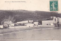 VIL-  SAINTE ANNE DU PORTZIC  EN FINISTERE  LA GREVE    CPA  CIRCULEE - France