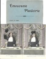 Enfant Avocat - Série N° 1506 Complète De 6 Cartes Colorisée Avec Pochette: Emouvante Plaidoirie - Colecciones, Lotes & Series