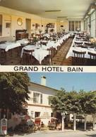 """CPSM   COMPS SUR ARTUBY 83  """"Grand Hôtel Bain"""" - Comps-sur-Artuby"""