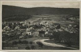 Herborn. Dillkreis. Alte AK S/w. Ortsansicht, Gebäudeansicht, Panoramablick - Ohne Zuordnung