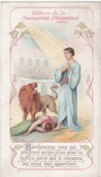 Images Religieuses : Bienheureux Ceux Qui Souffrent : Chocolaterie D'aiguebelle - Drome - - Images Religieuses