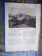 LES MISSIONS 20/01/ 1905 TURQUIE VUE DE TOKAT LADIK ALGERIE PERES TRAPPISTES ND DE STAOUELI - Journaux - Quotidiens