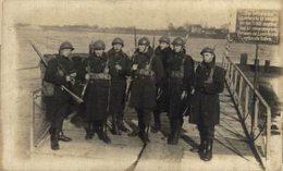 RPPC FOTOKAART  SCHELDE  WWI ANTWERPEN ANVERS WWICOLLECTION - Belgique