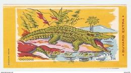 BUVARD CROCODILE - SOFOGA ALFORTVILLE - Animales