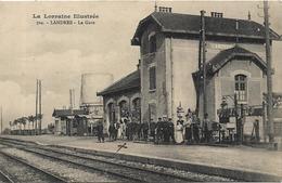 LANDRES La Gare - Other Municipalities