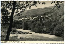 CPSM Dentelée Roby 10.5 X 15  Hautes Alpes  LA GRAVE  La Romanche - Frankreich