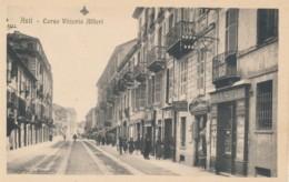 2b.995.  ASTI - Corso Vittorio Alfieri - Ediz. G. Modiano - Asti