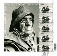 4538 PÉCHEURS A LA CREVETTES 2015 - Panes
