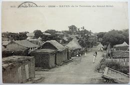 DE LA TERRASSE DU GRAND HÔTEL - SOUDAN - KAYES - Sudan