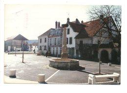 LURE (70) - Place De La Libération - Fontaine De L'ancienne Poste - Lure