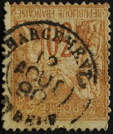 -Sage N°80 Type II.(CAD) O.CHARGEMENTS ELBEUF.12 AOUT 1890. - 1876-1898 Sage (Type II)
