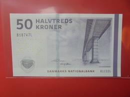 DANEMARK 50 KRONER 2009-2013 PEU CIRCULER/NEUF (B.12) - Denmark