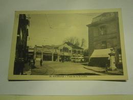Maubeuge Place De La Grisoëlle,Nord 59,voyagéeb 1939,TBE,sépia - Maubeuge