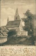 AK Rosenberg O.S. / Olesno Kath. Pfarrkirche (32492) - Schlesien
