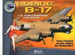 BOEING B-17 La Forteresse Volante - Avions