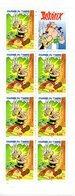 France.carnet No Bc3227 De 1999.journée Du Timbre.asterix.n**. - Stamp Day