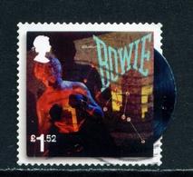 GREAT BRITAIN  -  2017 David Bowie £1.52 Used As Scan - 1952-.... (Elizabeth II)